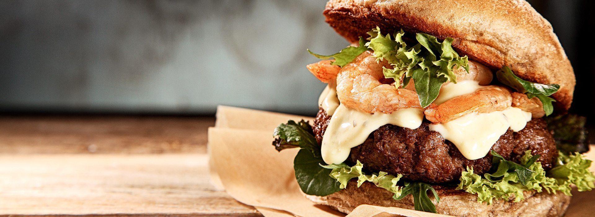 Burger aux saveurs du Tennessee - Recette Berthelet