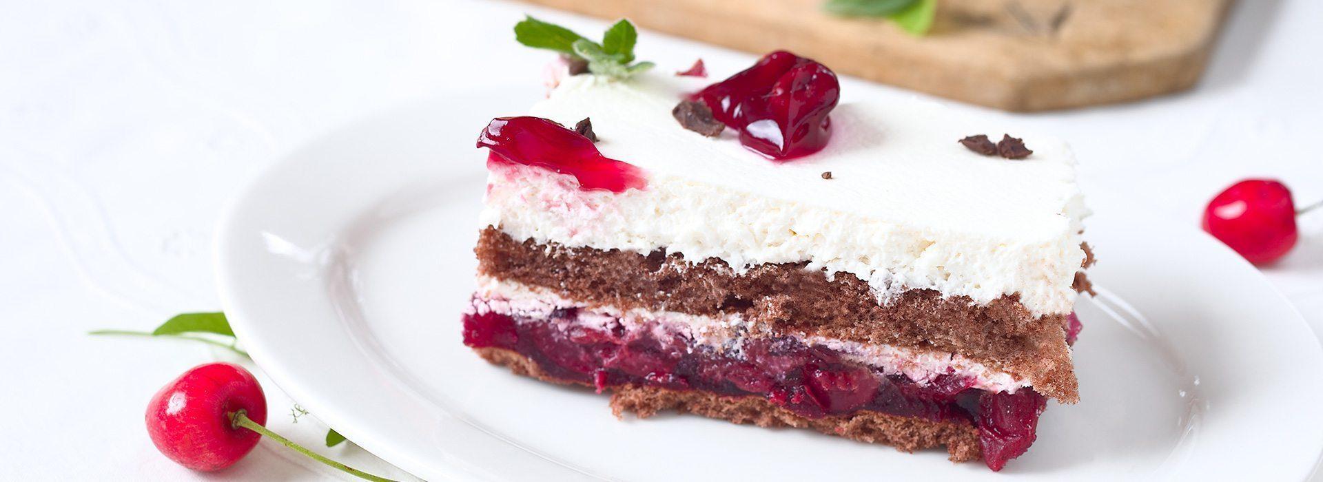 Gâteau forêt noire minute - Recette Berthelet