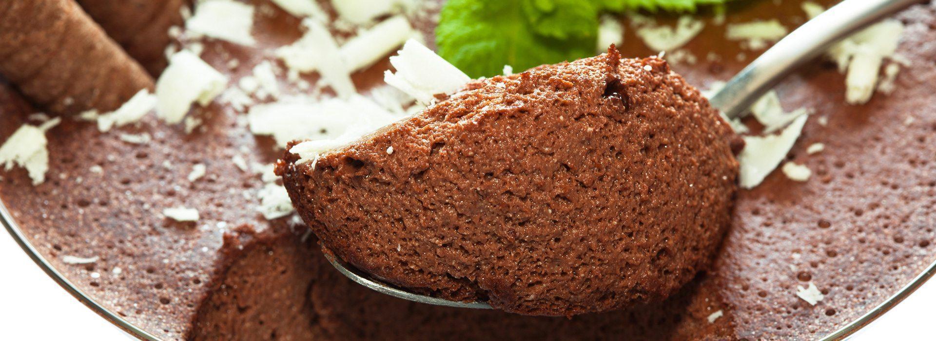 Mousse parfait chocolat - Recette Berthelet