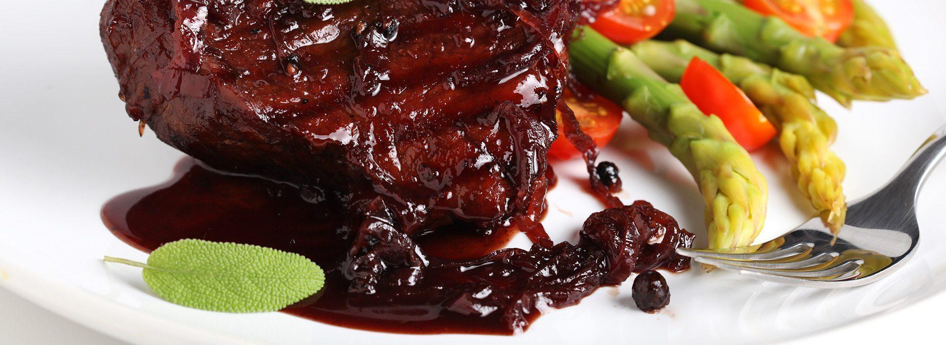 Sauce au porto et au poivre - Recette Berthelet