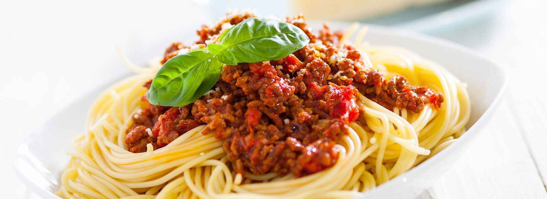 Sauce spaghetti à la viande - Recette Berthelet
