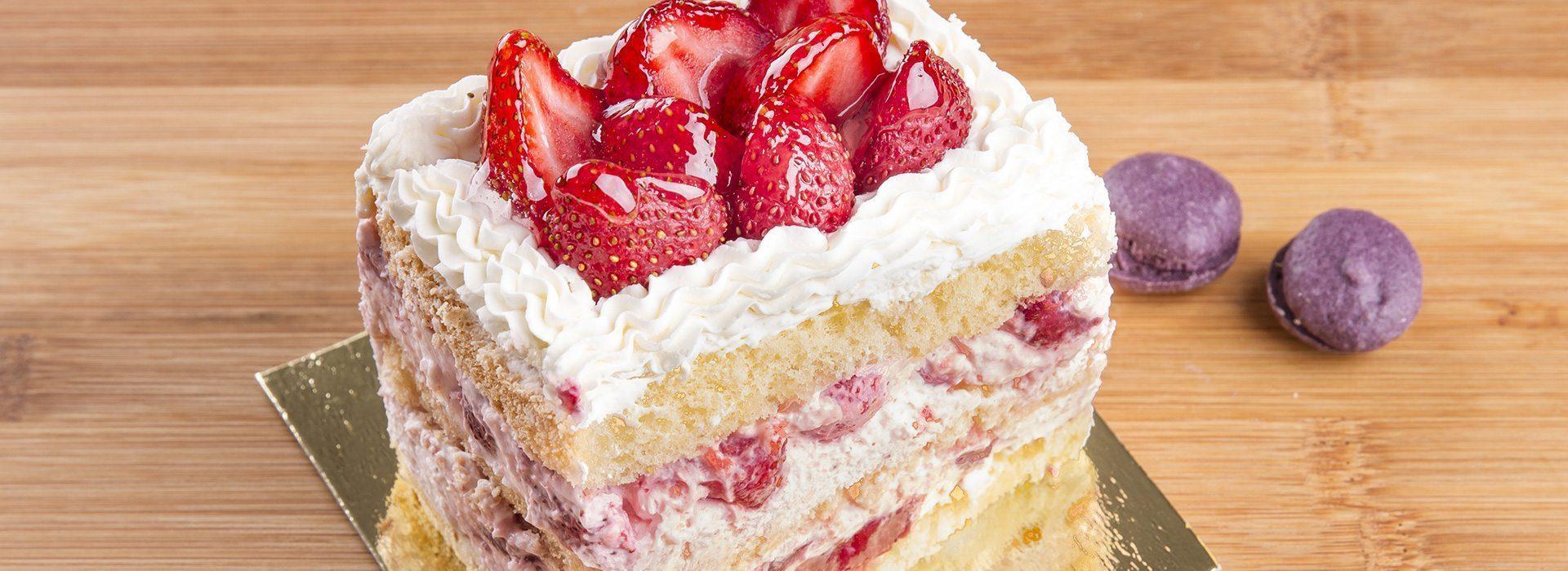 Short cake aux fraises minute - Recette Berthelet