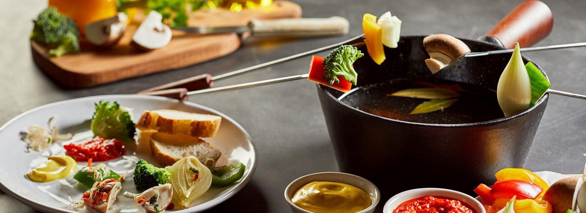 Recettes - Bouillon fondue chinoise